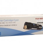Toner Cartridge Cyan Xerox CM305 df