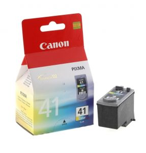 CANON Colour Ink Cartridge CL-41