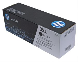 HP Black Toner 35A [CB435A]