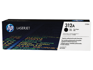 Black Toner HP 312A [CF380A]