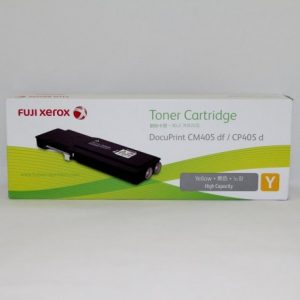 Toner Fuji Xerox Docuprint Cm405df Cp405d Yellow