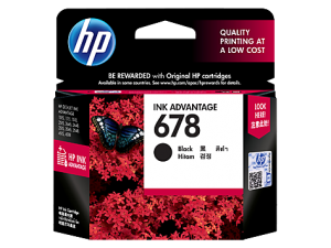 Jual Tinta HP 678 Black